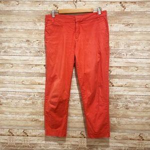 Patagonia Women's Orange Straight Leg Pants